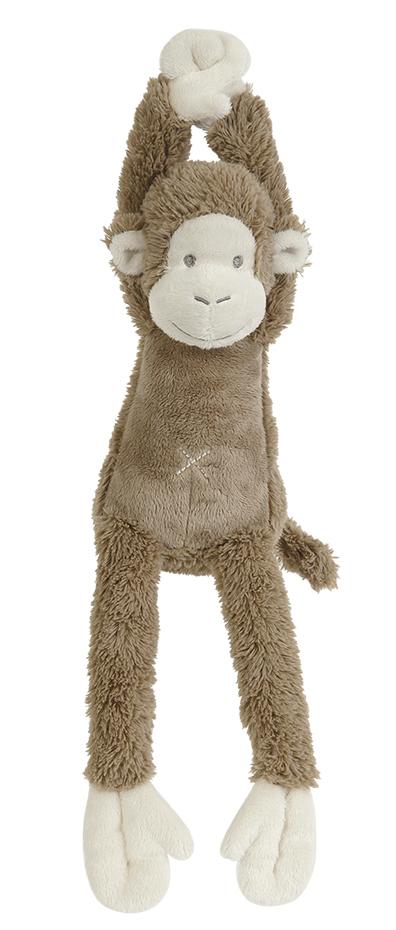 Happy Horse - hudební opička Mickey hnědá Velikost: 40 cm