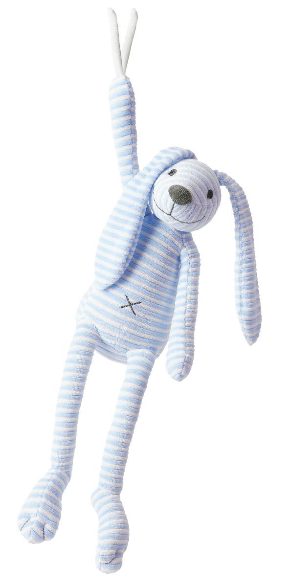Happy Horse - hudební králíček Reece modrý Velikost: 34 cm