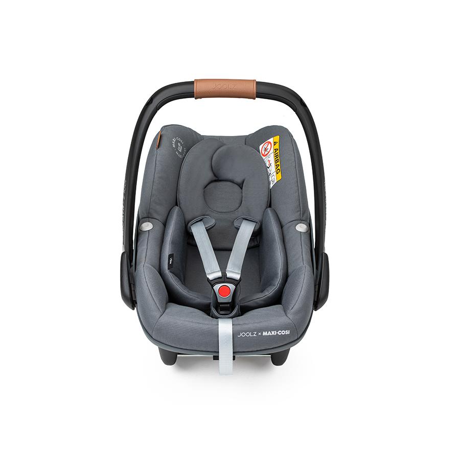 Joolz MC Pebble Pro i-Size car seat l grey