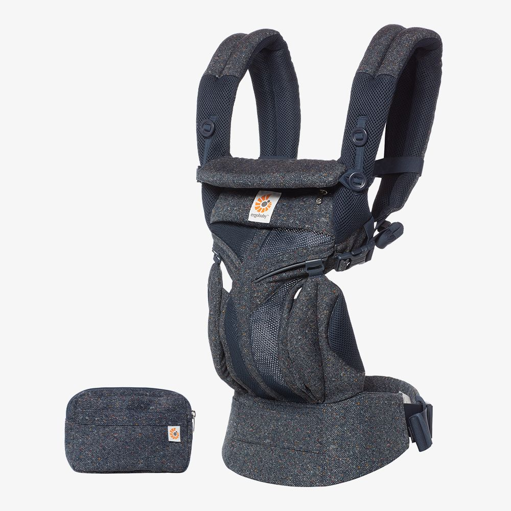 ERGOBABY | OMNI 360 COOL AIR MESH - BLUE TWEED