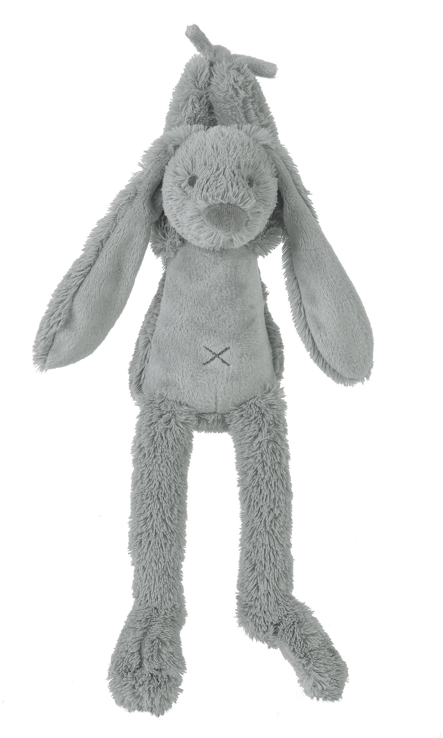 Happy Horse - hudební králíček Richie světle šedý Velikost: 34 cm