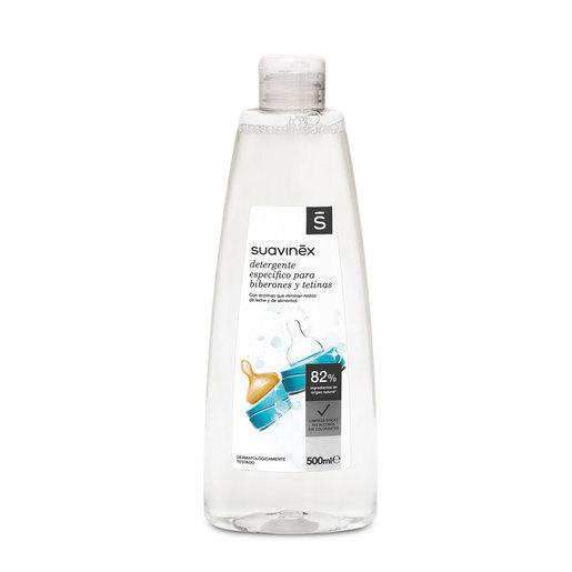 SUAVINEX | Dezinfekční gel pro čištění lahví a dudlíků