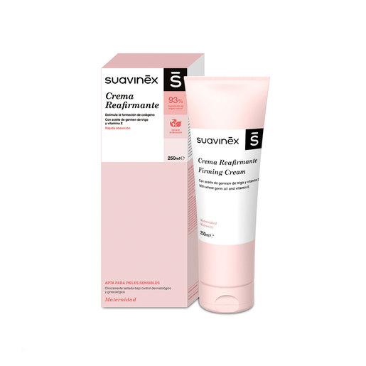 SUAVINEX | Regenerační a zpevňující krém - 250 ml