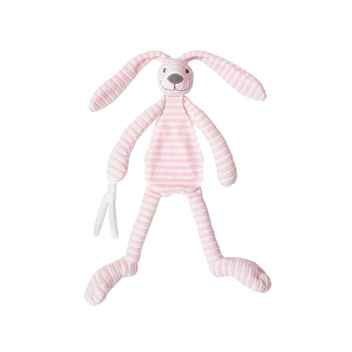 Happy Horse - Přítulka králíček Reece růžový  Velikost: 30 cm