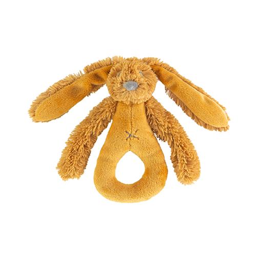 Happy Horse   Chrastítko králíček Richie okrové  Velikost: 18 cm