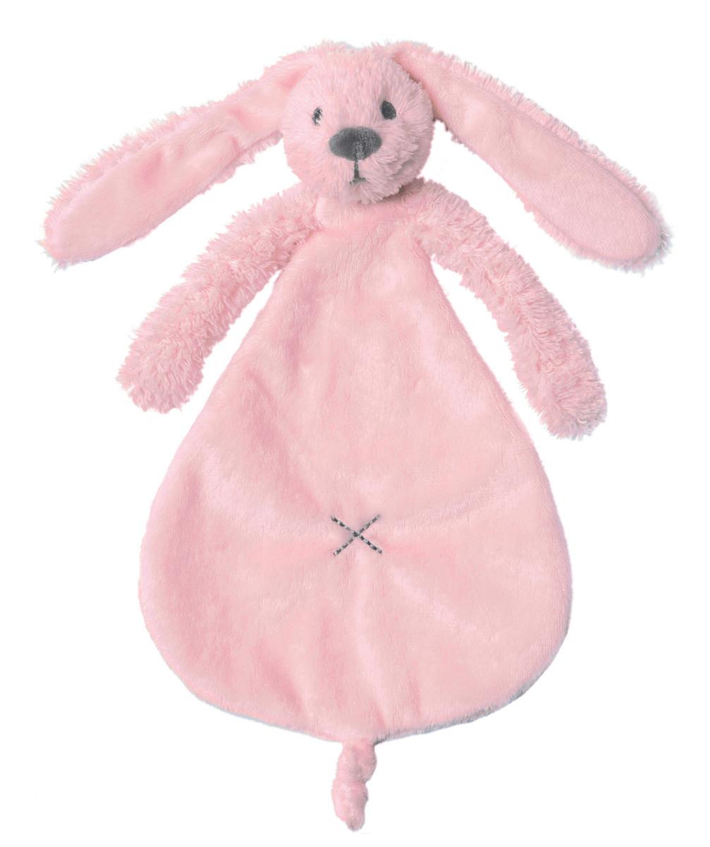 Happy Horse | Přítulka králíček Richie růžový  Velikost: 25 cm