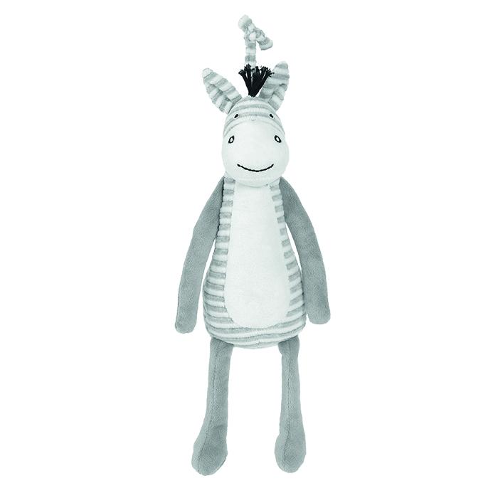 HAPPY HORSE | Zebra Zoro hudební Velikost: 33 cm
