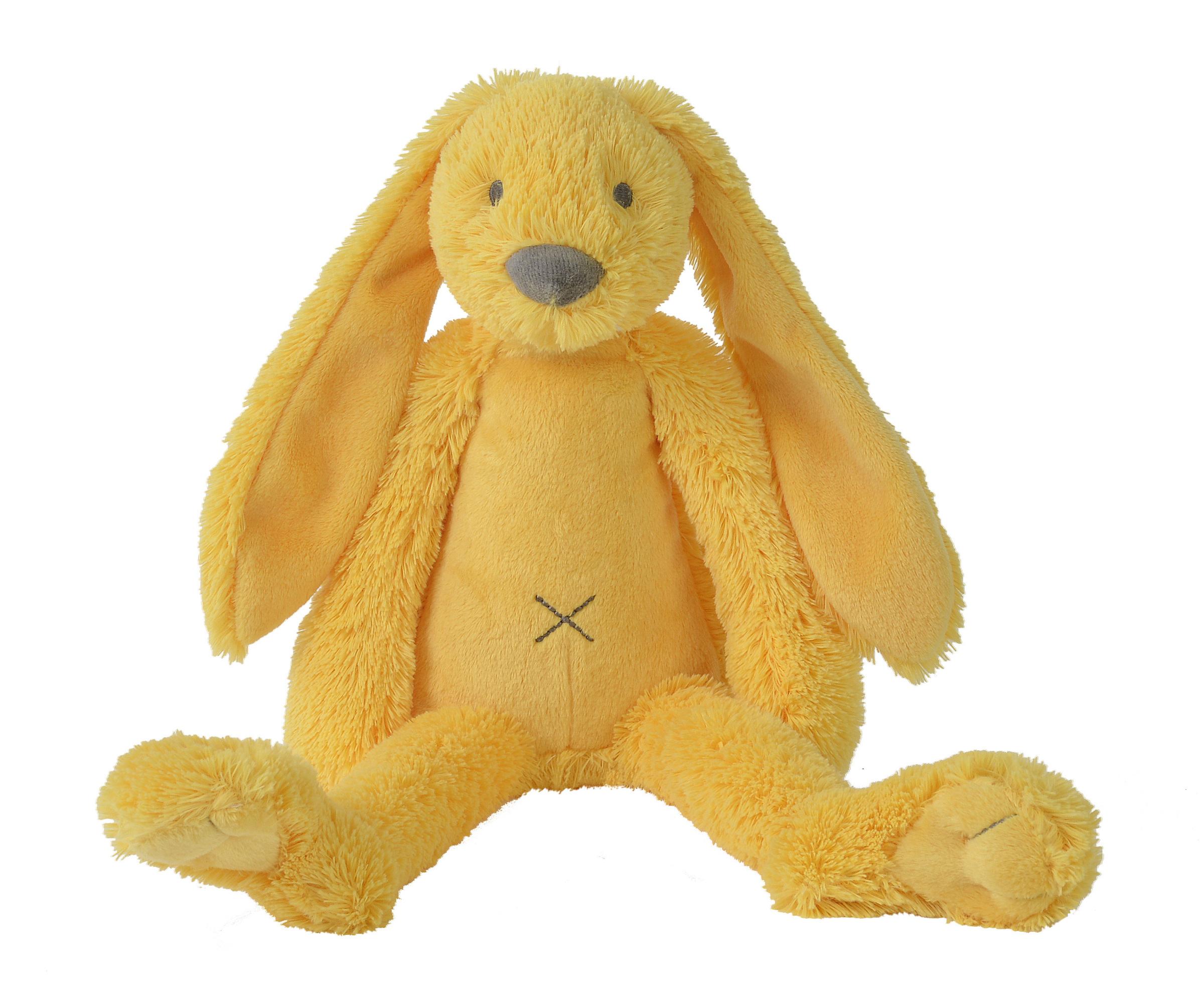 Happy Horse - Králíček Richie žlutý  Velikost: 38 cm