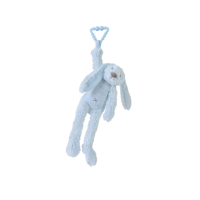 Happy Horse - králíček Richie závěsný  modrý Velikost: 27 cm