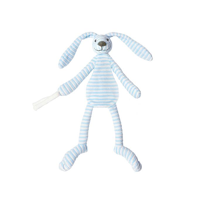 Happy Horse - Přítulka králíček Reece modrý  Velikost: 30 cm