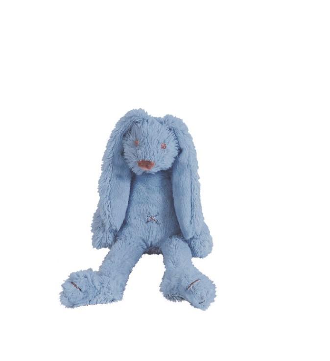 Happy Horse - Králíček Richie sytě modrý Tiny  Velikost: 28 cm