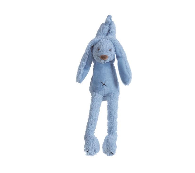 Happy Horse - hudební králíček Richie sytě modrý Velikost: 34 cm