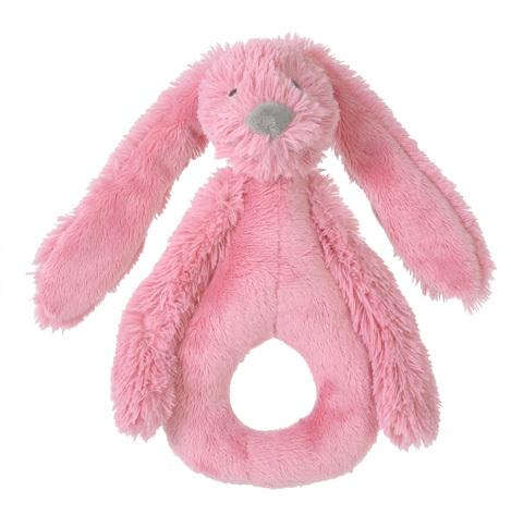 Happy Horse | Chrastítko králíček Richie malinové Velikost: 18 cm